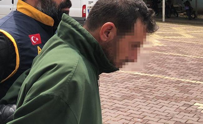 Küçük Kızı Taciz Etti Tutuklandı!