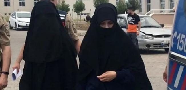 Sınırda 2 Kadın DEAŞ'lı Yakalandı