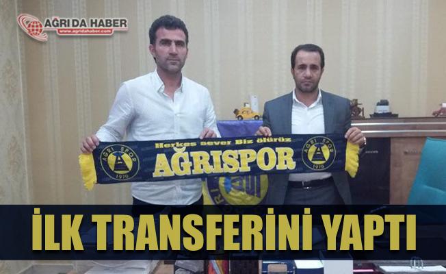Ağrı 1970 Spor İlk Transferini Teknik Direktör Yusuf Tokuş'la yaptı