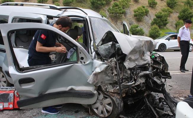 Bayram'da Trafik Kazalarında 52 Kişi Hayatını Kaybetti