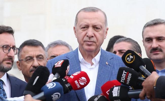 Cumhurbaşkanın'dan İstanbul Açıklaması!