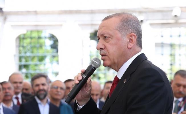"""Erdoğan """"Bu Normal Bir Ölüm Değildir..."""