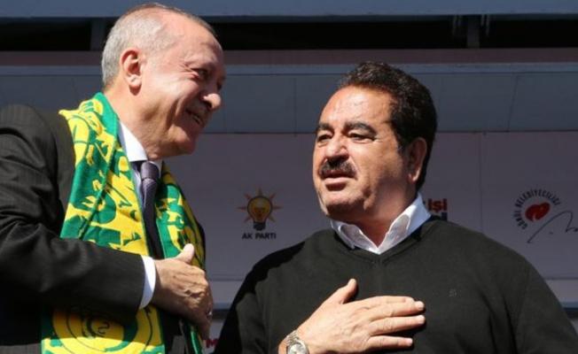 """İbrahim Tatlıses """"Ben Erdoğan İçin Ölürüm bile"""""""