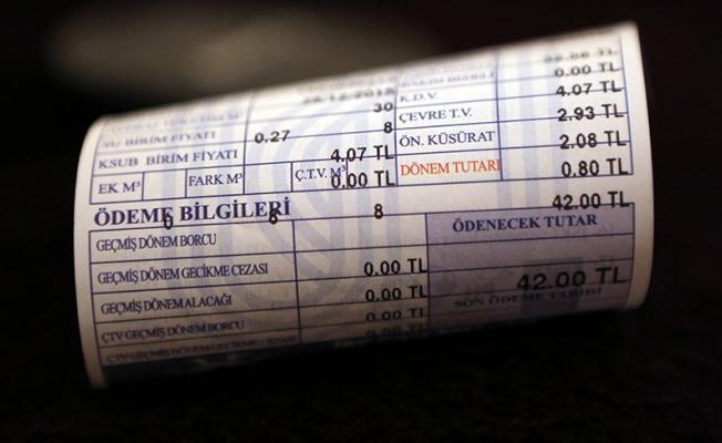İzmir'de Su Faturalarına İndirim!