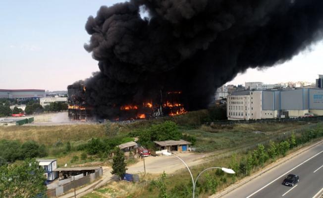 Kocaeli'de Korkutan Yangın 4 Kişi Hayatını Kaybetti!