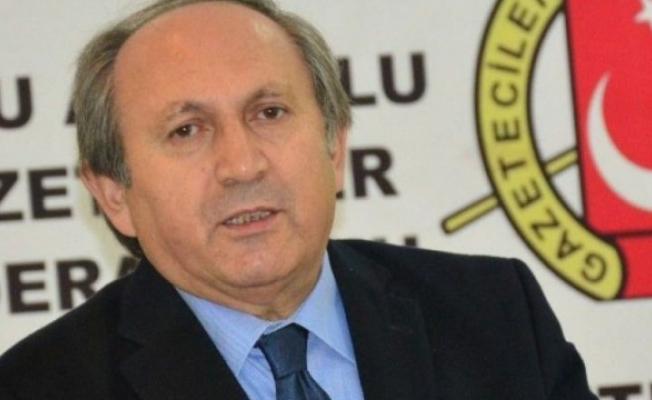 Doğu Anadolu Gazeteciler Cemiyetinde Genel Kurul: Feridun Fazıl Özsoy Yeniden Başkan