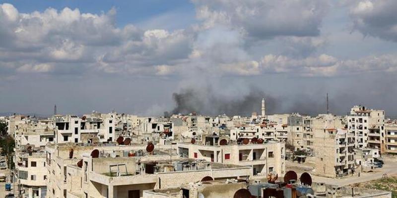 Esed Rejiminden İdlib'e Ateşkes