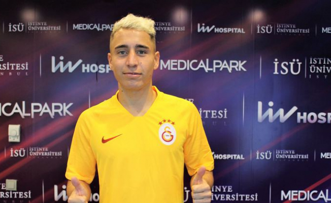Galatasaray'ın yeni Oyuncusu Emre Mor