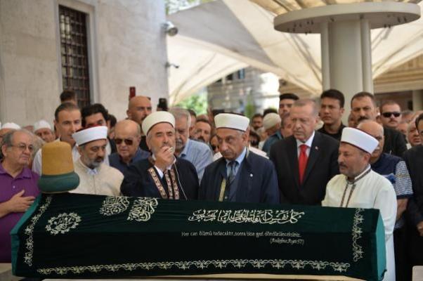 Tabutunu Erdoğan Taşıdı
