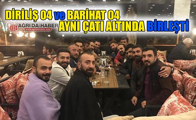 Diriliş 04 ve Barikat 04 Taraftar Grupları Birleşti!