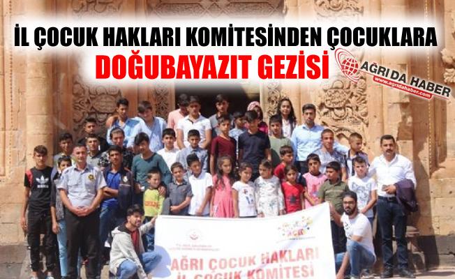 İl Çocuk Hakları Komitesinden Doğubayazıt Gezisi!