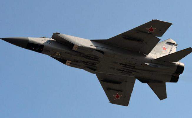 Rus Savaş uçağı Su-25UB düşürüldü