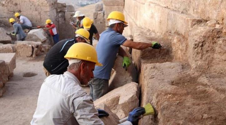 3 Bin yıllık Asur Mührü herkesi şaşkına çevirdi