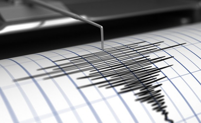 Akdeniz'de Korkutan Deprem! 3,7'lik deprem!