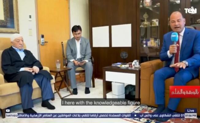 """Fethullah Gülen Mısır Televizyonun'da """"Sisi'ye Dua Ediyorum"""""""