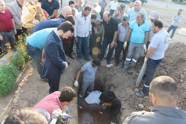 Nusaybin Şehidinin Cenazesinde Dikkat Çeken olay!