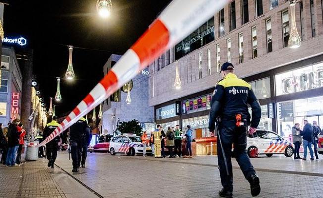 Hollanda'da Bıçaklı Saldırı
