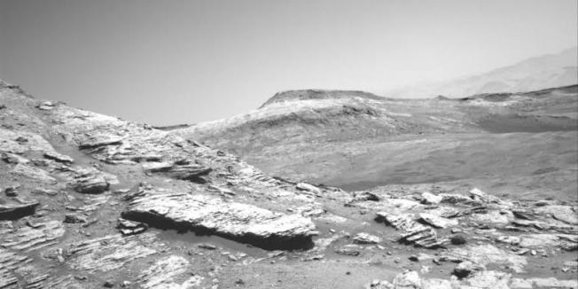 Mars'ta Oksijen Dalgası! Nasa Şaşkın...