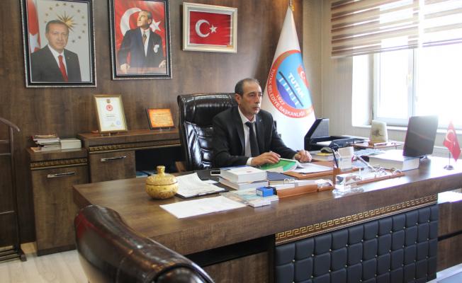 Tutak Belediye Başkanı Bülent Duru'dan Mevlid Kandili Mesajı
