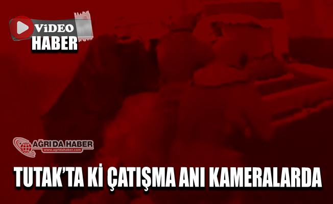 Ağrı Tutak'ta Teröristlerle Yaşanan Çatışmanın Videosu Yayınlandı