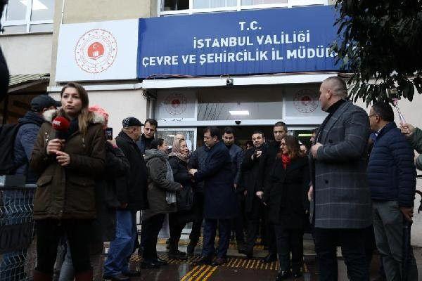 Ekrem İmamoğlu Kanal İstanbul itiraz dilekçesi!