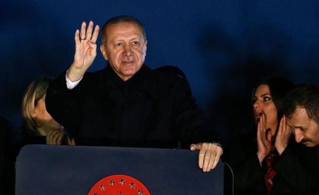 Erdoğan'ın 2019 yılı Yorucu Geçti!