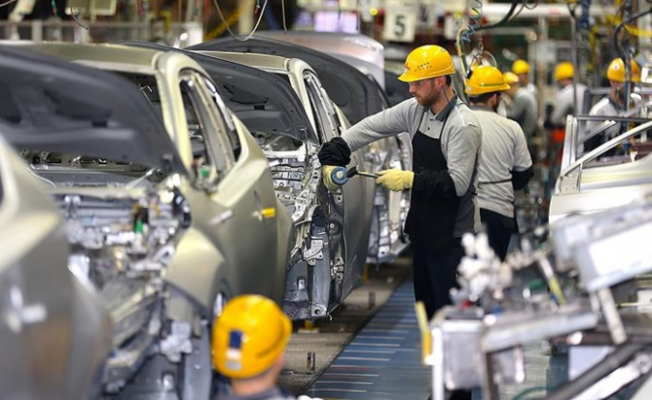 Türkiye'de Otomotiv Üretimi 11 ayda yüzde 7 azaldı