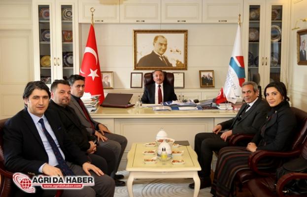 """AİÇÜ Rektörü Prof. Dr. KARABULUT, """"KÜSİ ile Ülkemizin Hedeflerine Katkı Sağlanacak"""""""