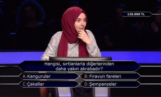Konuşamayan Yarışmacı Damga Vurdu!