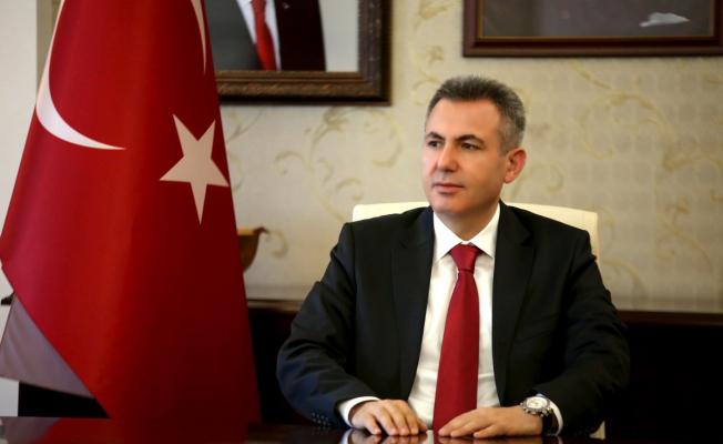 Vali Elban'ın 10 Ocak Çalışan Gazeteciler Günü Mesajı