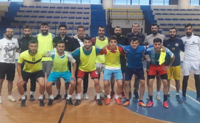 Vefa Spor, Futsal Liginde Ağrı'yı Temsil Edecek