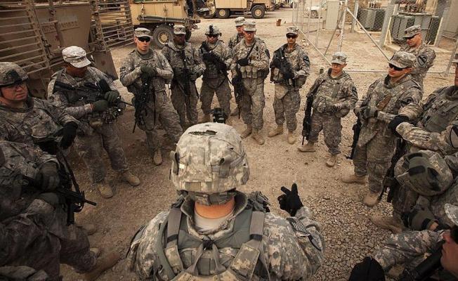 ABD Askerleri Esad Askerini Öldürdü!