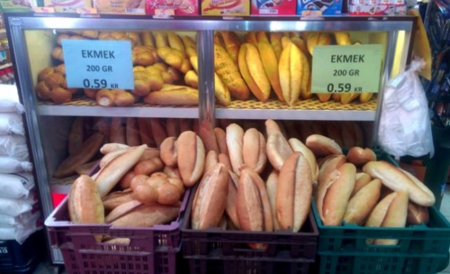 Rekabet Nedeniyle Ekmek Fiyatları 59 kuruşa düştü