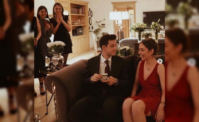 Orkun Işıtmak Evlilik için ilk adımını attı!