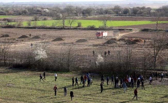Sınır'da Sığınmacılara Ateş Açıldı!