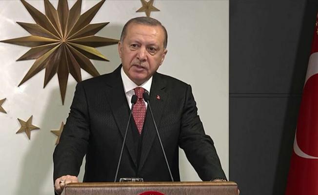 Erdoğan'dan bağış kampanyası başlatan belediyelere tepki