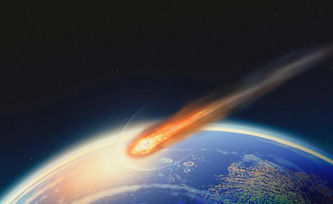 NASA'nın Uyardığı Meteor Nijerya'ya mı Düştü?