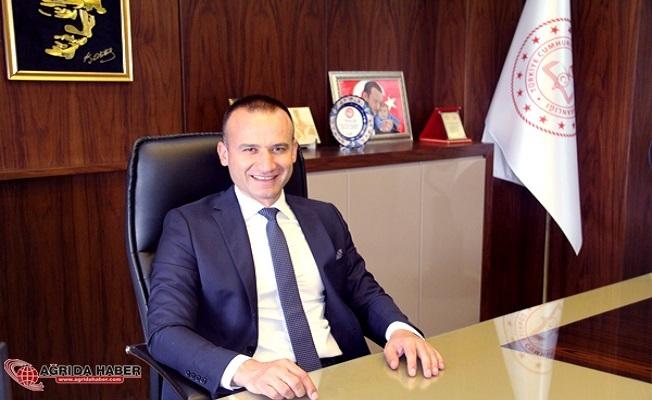 Mehmet Faruk Tekin'den Ramazan Bayramı mesajı