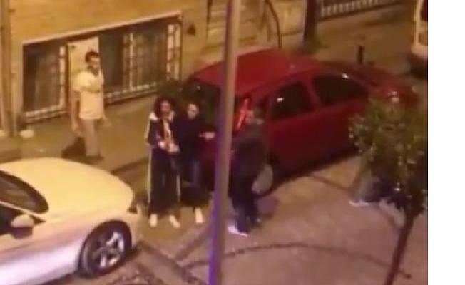 Darp ettiği sevgilisini bu kez bıçakladı