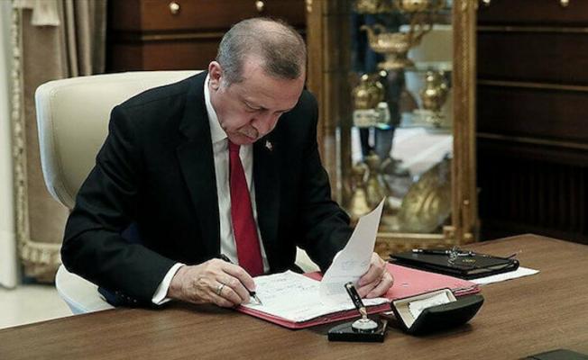 Erdoğan 6 Üniversiteye Rektör Atadı!