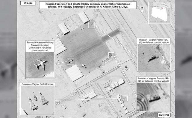 ABD: Rusya Yardıma Devam Ediyor