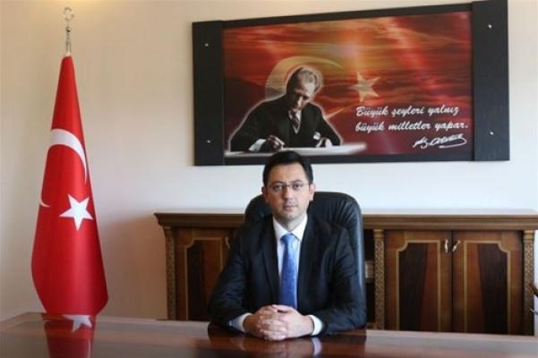 Ağrı Vali Yardımcılığına Ahmet Vezir Baycar Atandı!
