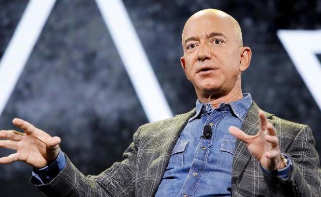 Amazon'un Sahibi Jeff Bezos Servetini Rekor Miktarda Arttırdı!