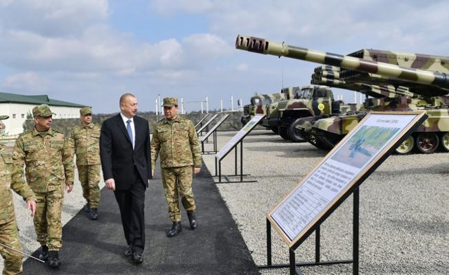 Azerbaycan'dan Nükleer Santrali Vururuz Tehdidi!