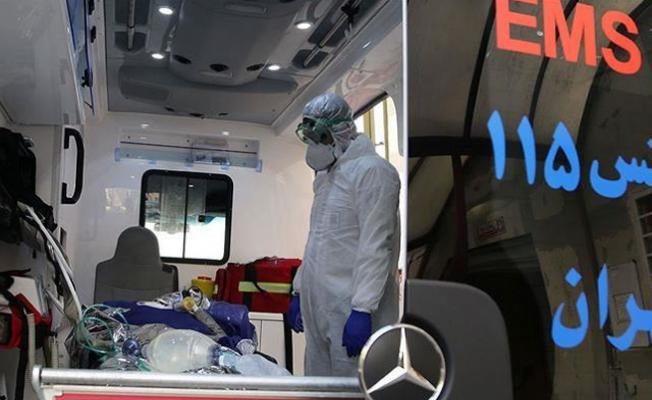 İran'da 24 saatte rekor ölüm