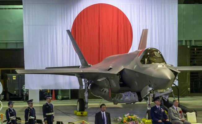 Japonya'ya ABD'den 105 adet F-35 savaş uçağı alacak
