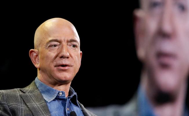 Jeff Bezos 24 Saatte 13 Milyar Dolar Kazandı