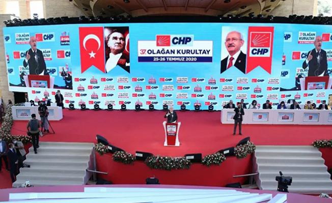 Kemal Kılıçdaroğlu Kurultay'da Tek Aday