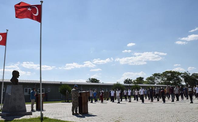 Libyalı askeri öğrenciler Isparta'da eğitime Alıyor!