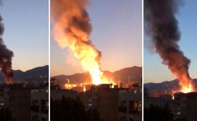 Tahran'da patlama: En az 19 ölü